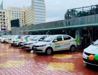 Lithium Urban Technologies - Charging hub in Pune