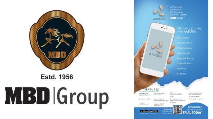 MBD Group - AASOKA - a Personalised Learning APP