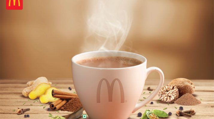 McDonalds India North and East introduces Masala Chai for tea lovers