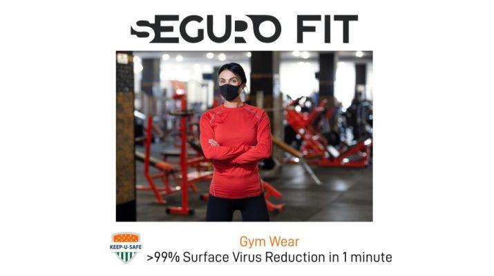 SeguraMAX Global introduces KEEP-U-SAFE - Plant based virus reducing technology