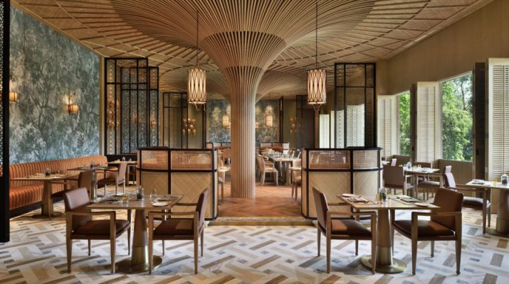 Taj Mahal - New Delhi - The All-New Machan