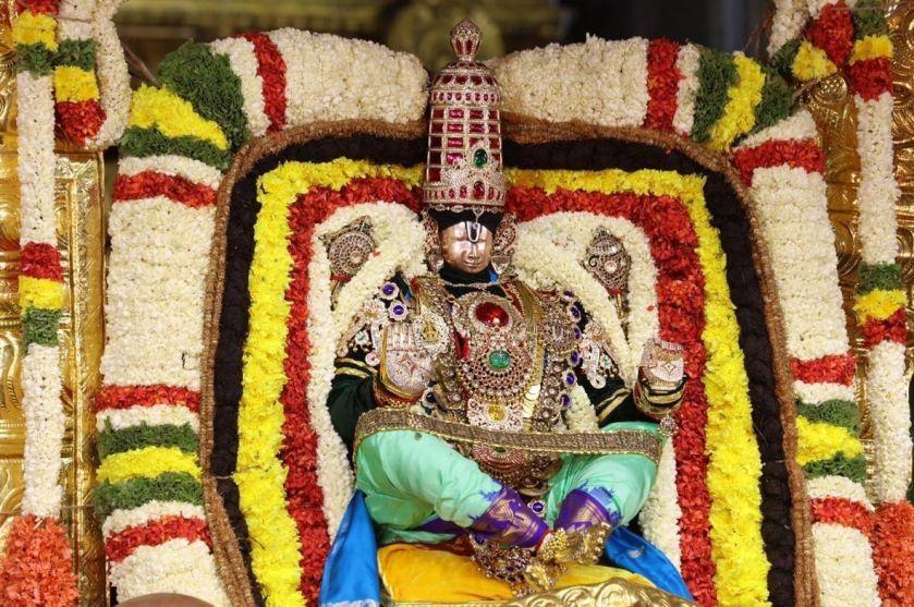 Thirupathi Navratri Brahmotsavam 2