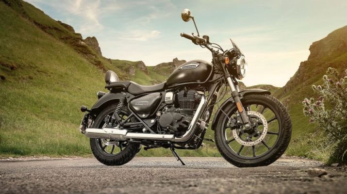 Royal Enfield - The Meteor 350 Motorcycle