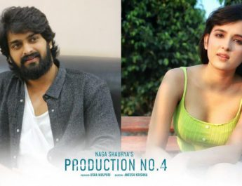 Shirley Setia to Make Telugu Debut with Naga Shaurya