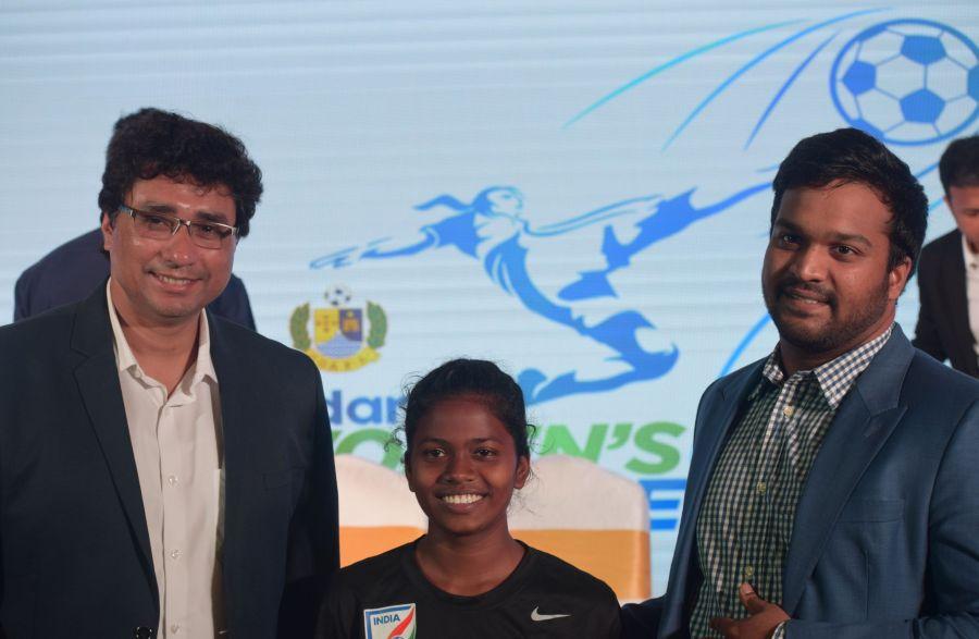 Vedanta Womens League Prodigies Training Stint at National Football camp