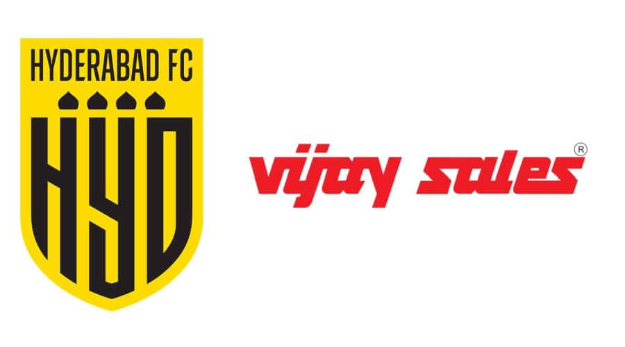 Vijay Sales to be Associate Sponsor of Hyderabad FC - 2020-21 Season