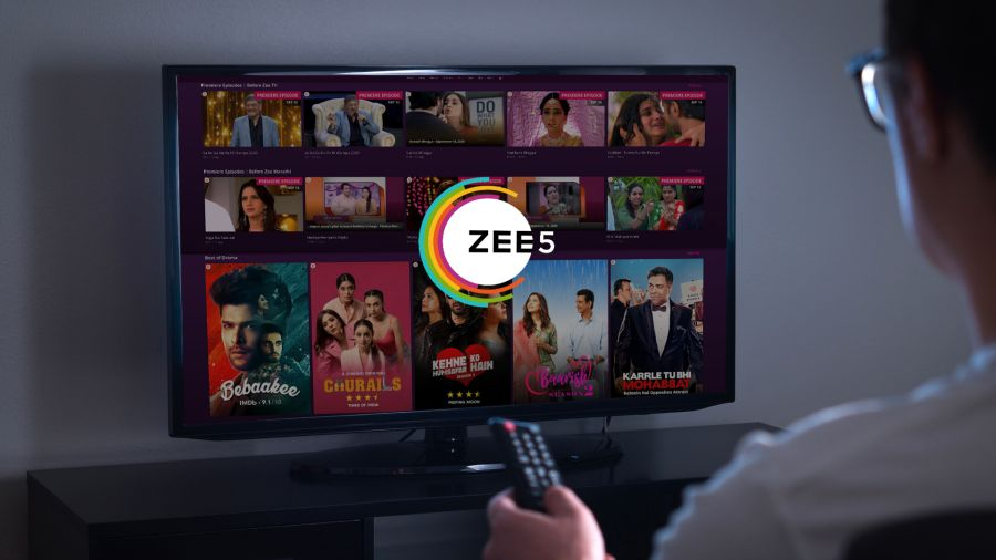 ZEE5 - OTT - Entertainment Content