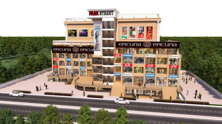 EPICURIA Food court to come up at TDIs Park Street Mohali