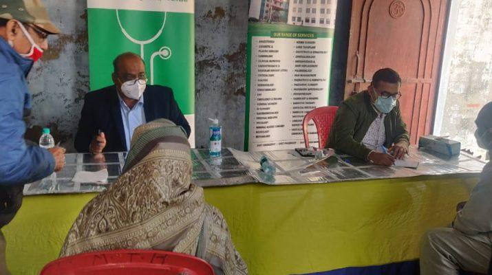 Fortis Hospitals Noida Health Check up Camp
