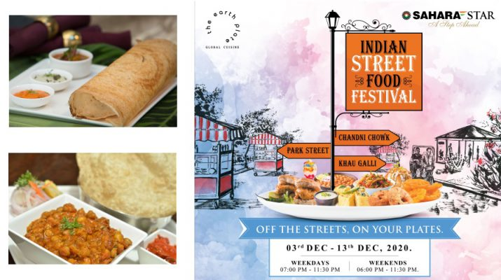 Sahara Star kick starts The Indian Street Festival