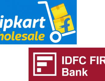 Flipkart Wholesale - IDFC First Bank - Easy Credit program for kiranas and retailers