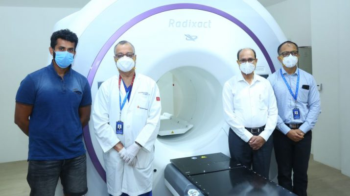 Manipal Hospitals launches the first Radixact System with Synchrony technology in India