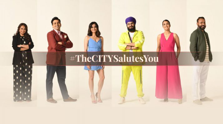 Select CITYWALK - Pays Tribute to the Heroes of Our Times