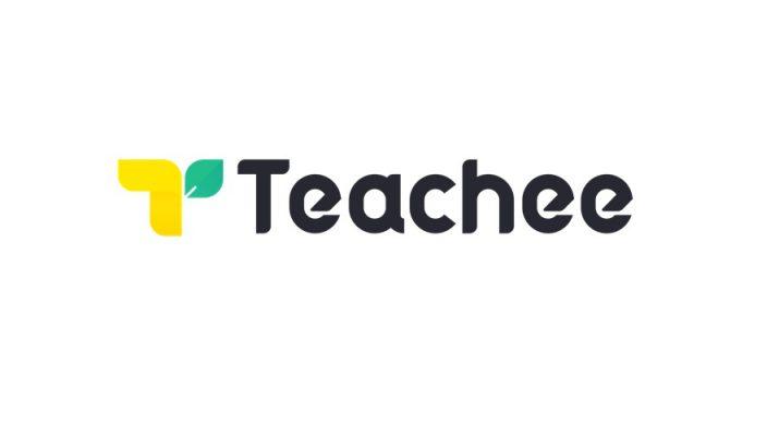 Teachee Edtech Platform Logo