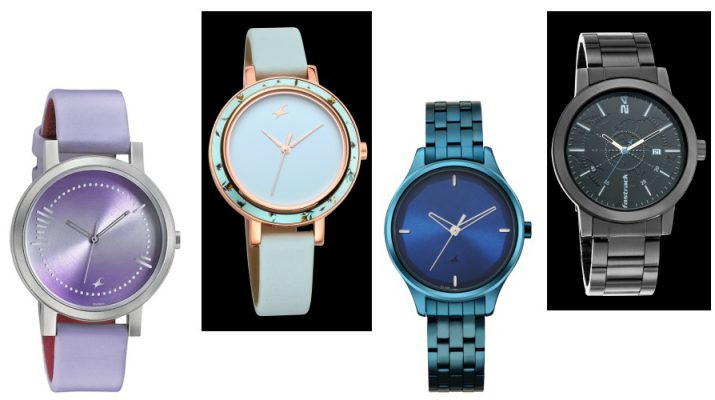 The Trendiest Watches for Monochrome look from Fastrack