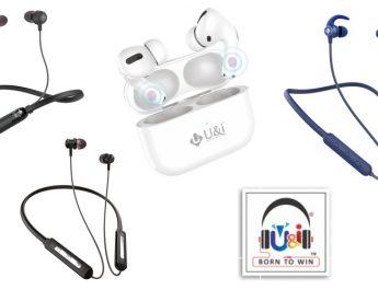 Uandi - Bomb Neckband Series - Earphones