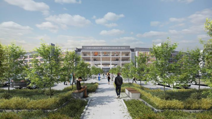University of Birmingham Dubai Campus