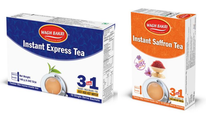 Wagh Bakri Tea Group Launches Instant Tea in 2 New Variants