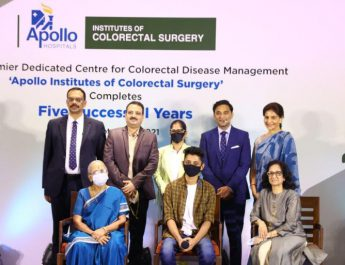 28-year-old Doctor undergoes Robotic Surgery for Colorectal Cancer at Apollo Hospitals - Goes on to win Gold Medal