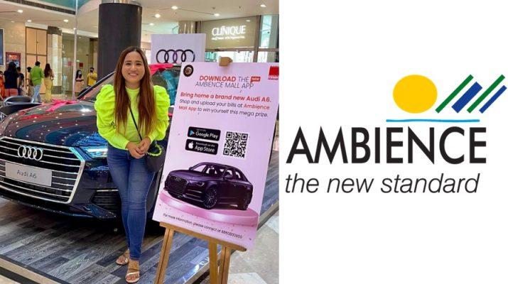 Ambience Malls - Festive Season - Audi A6 Grand Prize
