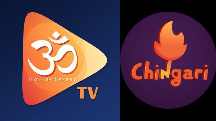 Chingari Collaborates with OMTV