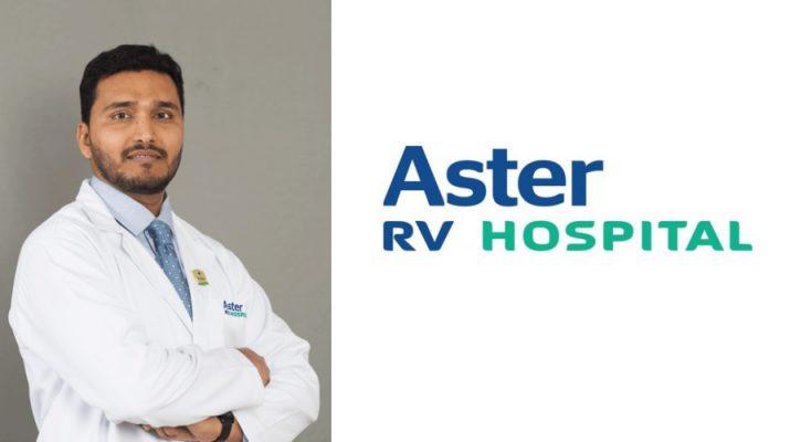 Dr Mohammed Imran Soherwadi - Aster RV Hospital