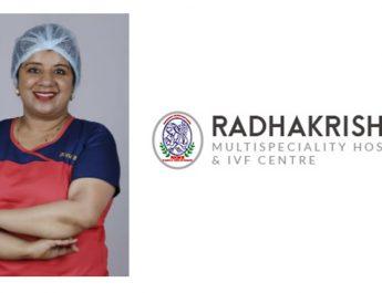 Dr Vidya V Bhat - Laparoscopic Surgeon and Fertility Specialist - Medical Director of RadhaKrishna Multispecialty Hospital Bengaluru