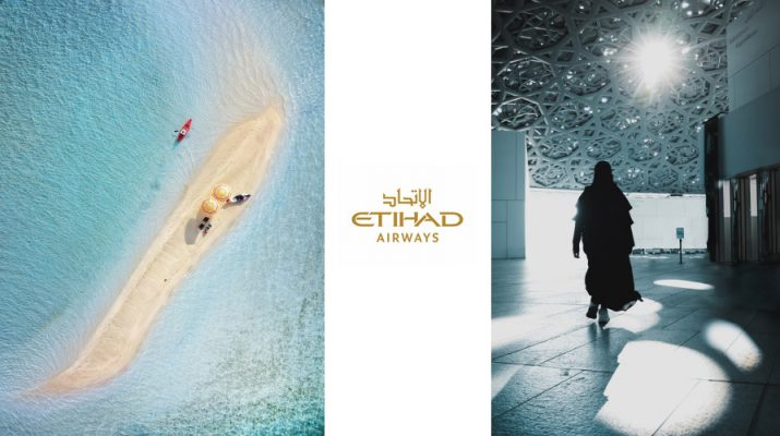 Etihad Airways - Special Fares from India to Abu Dhabi