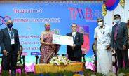 Honourable Union Finance Minister Nirmala Sitharaman Inaugurates Tamilnad Mercantile Banks Centenary Celebrations in Thootukudi