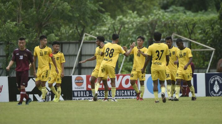 Hyderabad FC register 5-0 win over Assam Rifles