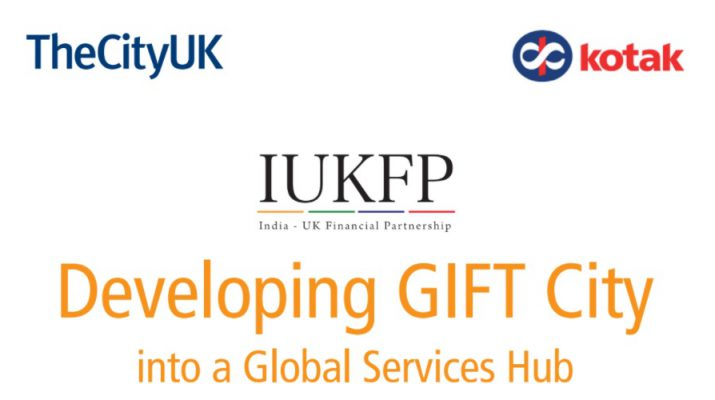 IUKFP releases report on GIFT City