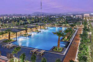 Mapsko Mountville - Sector 79 - Gurgaon - Swimming Pool
