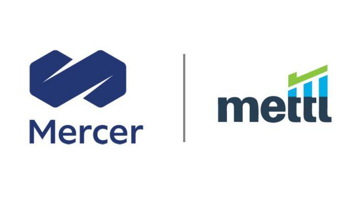 Mercer - Mettl Logo