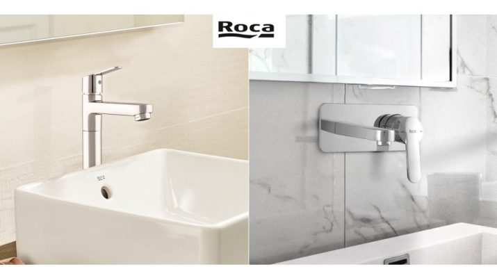 Roca India adds two new fresh Faucets to their Victoria Collection