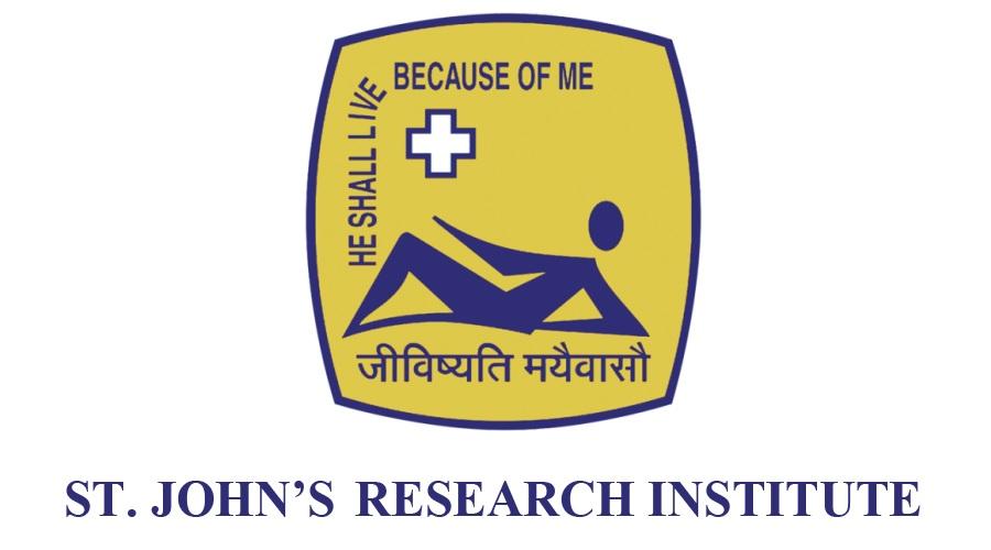 St Johns Research Institute Logo