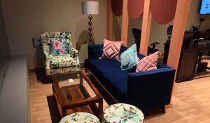 WoodenStreet - Custom Furniture Store - Chandigarh - Inside View
